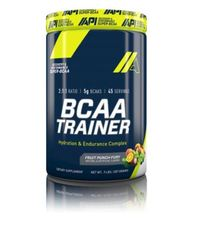 API BCAA Trainer - Fruit Punch (387g)