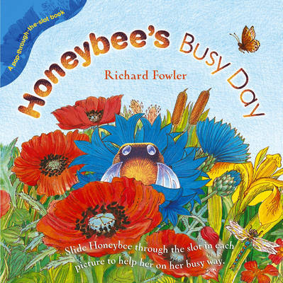 Honeybee's Busy Day by Richard Fowler image