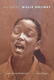 Becoming Billie Holiday by Carole Boston Weatherford image