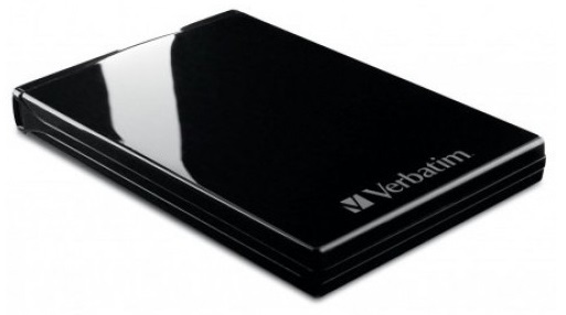 "Verbatim 2.5"" Mobile Hard Drive USB 2.0 - 1TB"