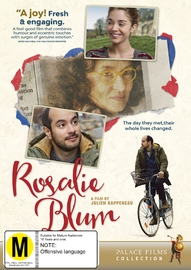 Rosalie Blum on DVD image