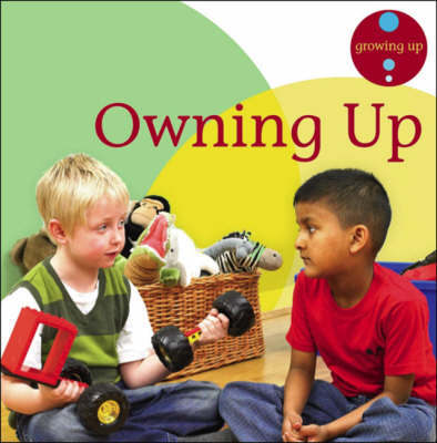 Owning Up by Janine Amos