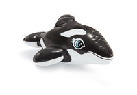 Intex: Puff n Play Water Toy - Black Whale