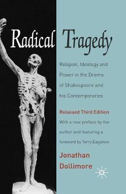 Radical Tragedy by Jonathan Dollimore image