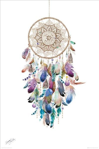 Summer Thornton Maxi Poster - Dream Catcher (958)