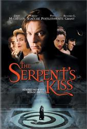 Serpent's Kiss on DVD