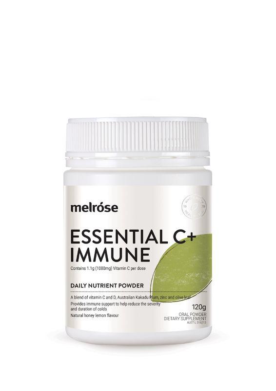 Melrose: Essential C + Immunity (120g)