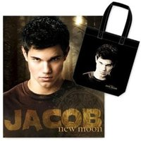 Twilight Fleece Throw Blanket & Bag Set - Jacob