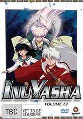 Inuyasha - Vol 13 on DVD