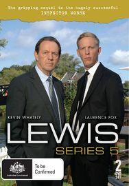 Lewis - Series 5 on DVD