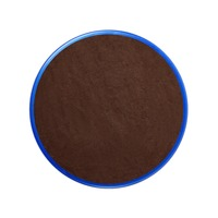 Snazaroo Face Paint - Dark Brown (18ml)