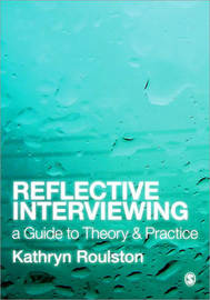 Reflective Interviewing by Kathryn J. Roulston image