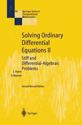 Solving Ordinary Differential Equations II by Ernst Hairer