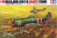 Tamiya 1/48 Nakajima Ki-84-Ia Hayate Frank - Model