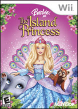 Barbie Island Princess for Nintendo Wii