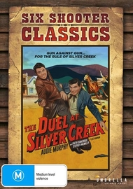 Duel At Silver Creek (Six Shooter Classics) on DVD