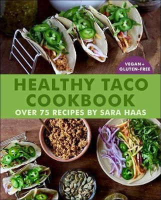 Healthy Taco Cookbook by Sara Haas image