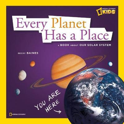 Zigzag: Every Planet Has a Place by Becky Baines image