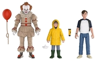 It (2017): Action Figure 3-Pack - Set #1