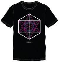 Dungeons & Dragons: 2D10+4 Geometric - Men's T-Shirt (XL)