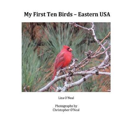 My First Ten Birds by MS Liza O'Neal