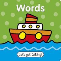 Let's Get Talking! Words image