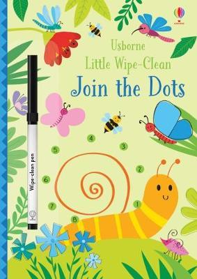 Little Wipe-Clean Join the Dots by Kirsteen Robson