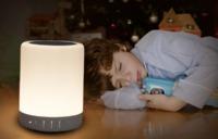 RGB + LED White speaker - Bluetooth image