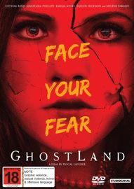 Ghostland on DVD