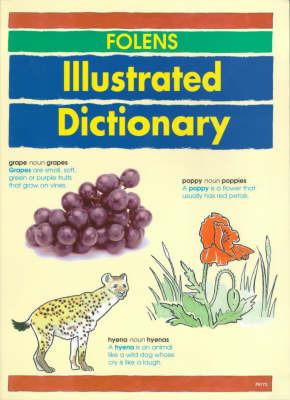 Folens Illustrated/Keyword Dictionary image