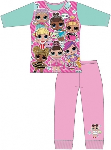 L.O.L Surprise: Kids Pyjama Set - Pink/9-10