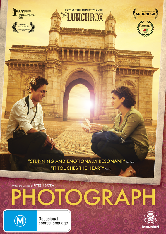 Photograph on DVD