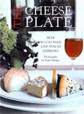 The Cheese Plate by Max McCalman image