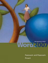 Microsoft Office Word 2007 by R Pasewark image