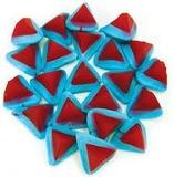 Blue Volcanoes Lollies 1kg - Rainbow Confectionery