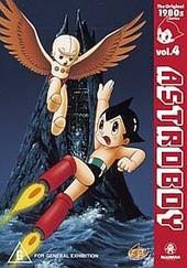 Astro Boy (Original) - Volume 4 on DVD