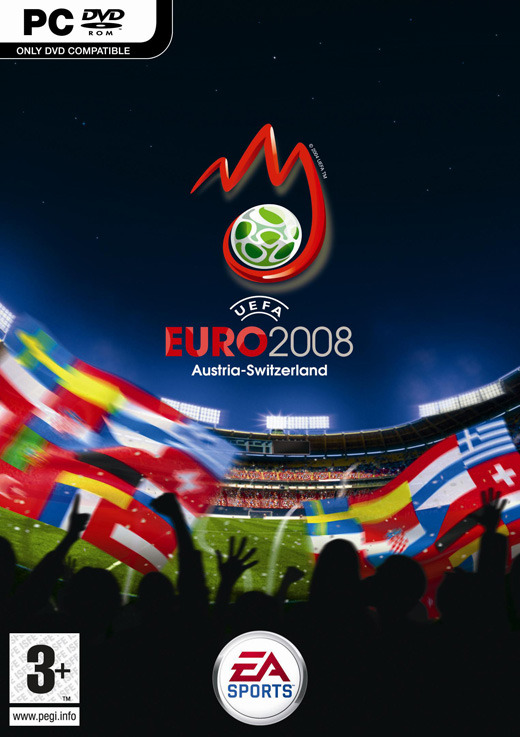 UEFA Euro 2008 for PC Games