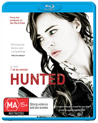 Hunted - The Complete First Season on Blu-ray