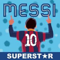 Messi, Superstar by Duopress Labs