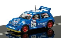 Scalextric: DPR MG Metro 6R4 Willie Rutherford