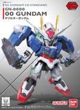 SD Gundam EX: 00 Gundam - Model Kit