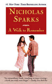 Walk to Remember by Nicholas Sparks image