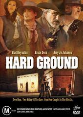 Hard Ground on DVD
