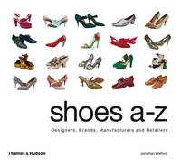 Shoes A-Z by Jonathan Walford