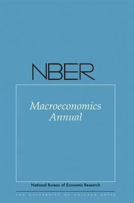 NBER Macroeconomics Annual: v. 24 image