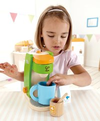 Hape: Rise 'n Shine Wooden Coffee Maker