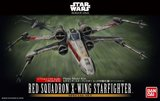 Star Wars: 1/72 Red Squadron X-Wing - Model Kit