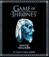 Game of Thrones Mask and Wall Mount - White Walker by Wintercroft