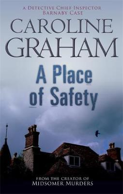 A Place of Safety by Caroline Graham image