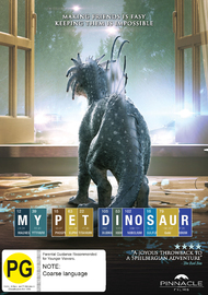 My Pet Dinosaur on DVD